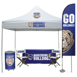 Promotional Tailgater Total Show Package