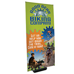Promotional Tradeshows - Element Pro X Banner Display, Logo Table Covers, Custom Table