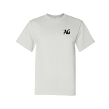 16806 - Anvil - Heavyweight T-Shirt (White)