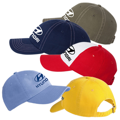 Adult Bio-Washed Unstructured Cap