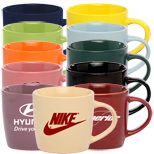 17199 - 9 oz. Tiger Coffee Mug (Color)