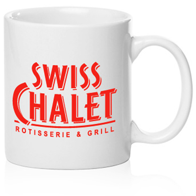 11 oz. The Village Mug (White)