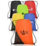 Personalized Sports Backpacks with Outside Mesh Pocket - Sports Backpack with Mesh Pocket