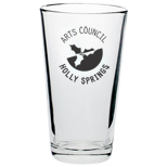 17351 - 16 oz Mixing Glasses (Clear)