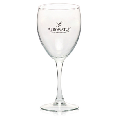 10.5 oz. Wine Glasses (Clear)