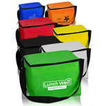 17412 - 6 Pk Cooler Lunch Bags