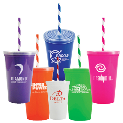 17449 - 20 oz. Stadium 2 Go Cup