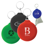 Promotional Micro Pouch Key Chain