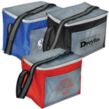 17465 - Chromatic 6 Pack Cooler Bag