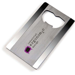 17570 - Steel Bottle Opener