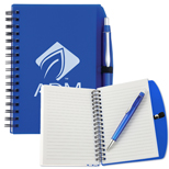 Promotional Notebook with Pen, Pen Pal Notebook