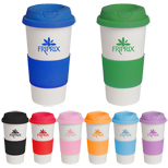 Promotional Commuter Tumbler, Promotional Microwave Safe Tumbler