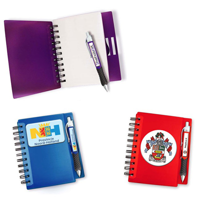 The Spiral 500 Jotter Pad