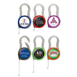The Tape Measure Clip, Promotional Translucent Carabiner Tape Measures