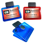 The Rectangle Magnetic Clip, Promotional Magnetic Holders