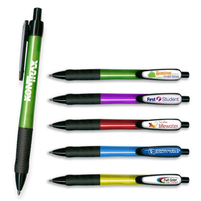 The Vibrant Grip Pen
