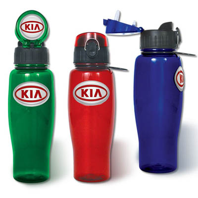 The Flip Top Sports Bottle