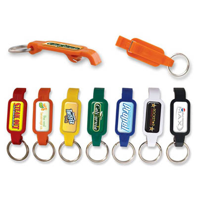 The Pop-Up Key Ring