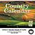 Old Farmer Almanac Country Spiral Wall Appt Calendar 17725 Front