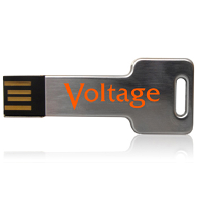 2GB Key Shape USB Drive