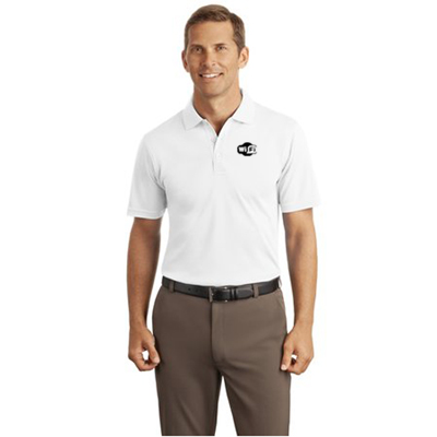 promotional interlock polo
