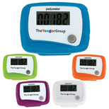 Value Pedometer, Personalized Plastic Value Pedometers