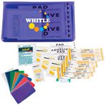 Small First Aid Kit - Promotional First Aid Wallet