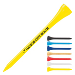 Customized Golf Tees - Printed Golf Tees
