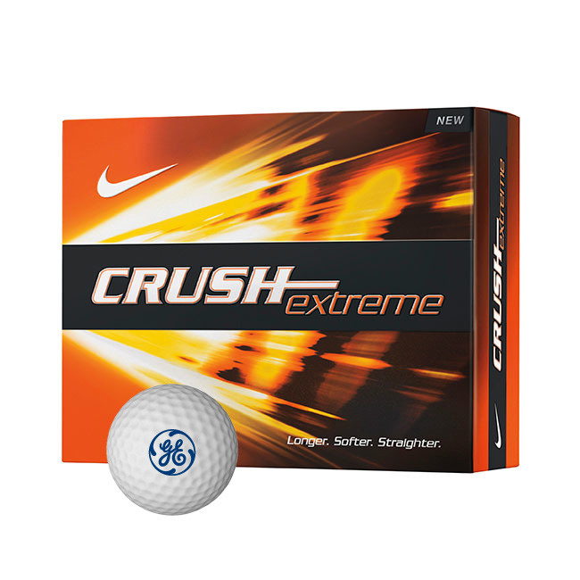 Nike® Crush Golf Balls Std Serv