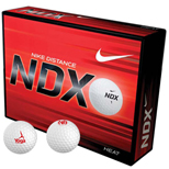 17836 - Nike® NDX Heat Golf Ball Std Serv