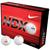 Nike NDX Heat Golf Balls - Custom Nike Golf Balls