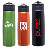 Promotional Products - Personalized Stainless Steel Water Bottle