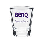 Elegant 1.75 oz Clear Shot Glass