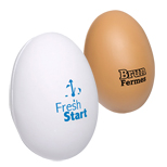 Egg Stress Reliever,  Promotional Egg Stress Ball