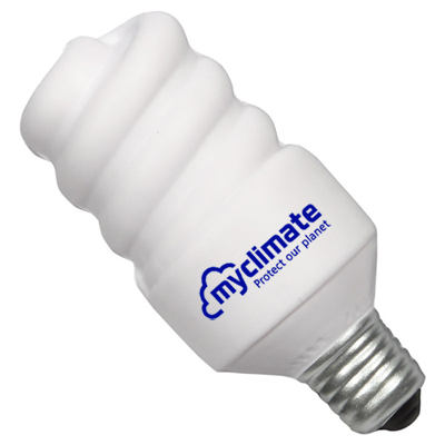 Mini Energy Saving Lightbulb Stress Reliever