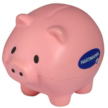 Personalized Thrifty Pig Stress Relievers
