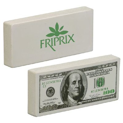 $100 bill stress reliever