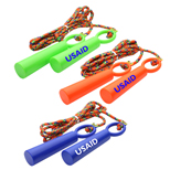 Custom Jump Ropes, Fun Skipper Jump Rope