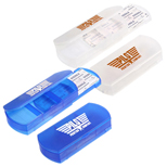 Printed Health Case Bandage Holder Pill Box, Healthcare Promotional Product