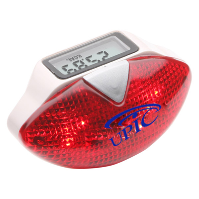 Safety Flash Pedometer
