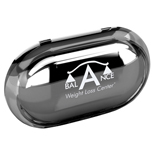 Promotional Gemstone Bmi & Body Fat Pedometer