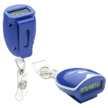 Promotional Id Clip Pedometer