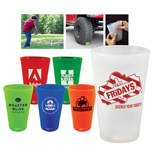 Promotional SiliPint, Promotional Drinking Glasses