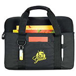 custom printed laptop bags - tuck compu-brief with laptop sleeve