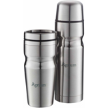 Promotional Deco Band Insulated Bottle & Tumbler Gift Set