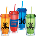 Personalized Vortex Tumbler