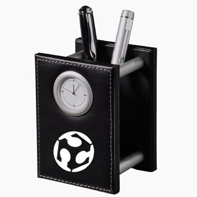 Metropolitan Pencil Cup Clock