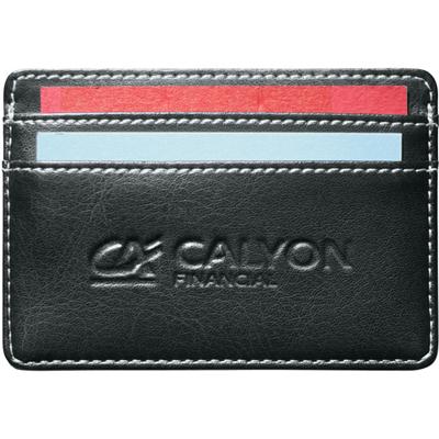 alicia klein business card holder