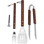 Grill Tools Set - Personalized Grilling Set