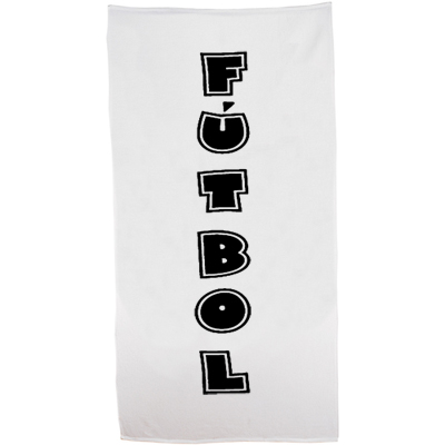 heavy weight beach towel